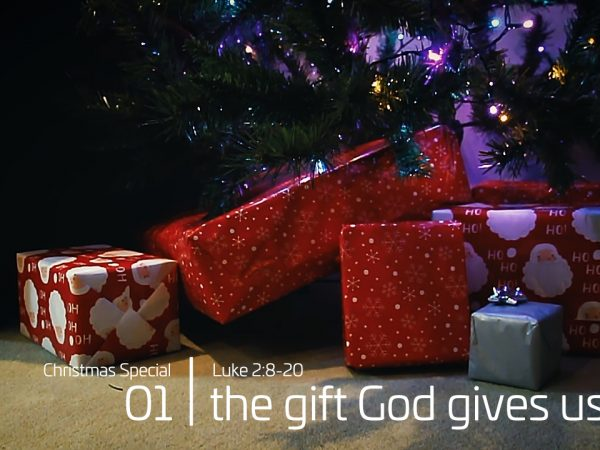 christmas the gift god gave us